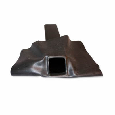 EPDM HWA 60x80mm met flap 45gr